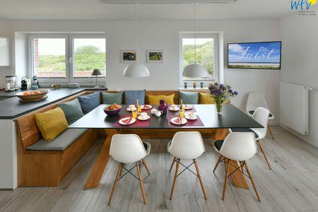 Haus Kiek in't Watt 3140004 - Ferienwohnung Lieselotte