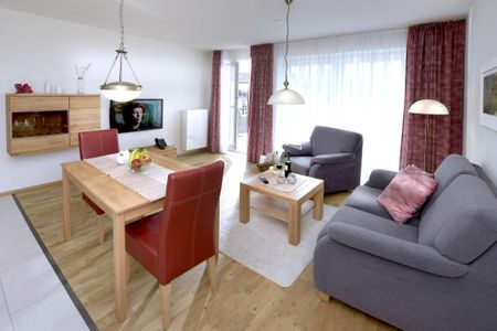 Wohnung 102 - Haus Ebenezer Büsum