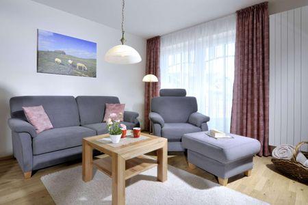 Wohnung 103 - Haus Ebenezer Büsum