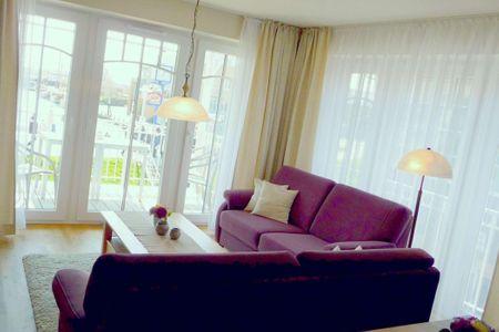 Wohnung 206 - Haus Ebenezer Büsum