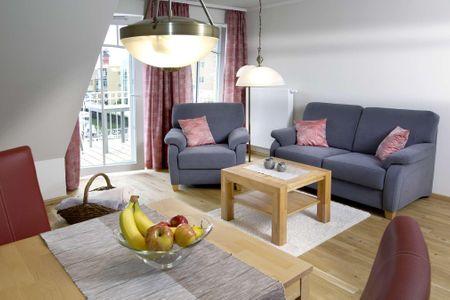 Wohnung 312 - Haus Ebenezer Büsum