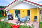Feriendorf Südstrand Haus 44 Pelzerhaken - Terrasse