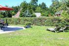 Hus Oldewurth Oldenswort - Garten