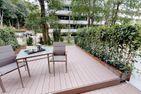 White Pearl Apartment 0.10 Timmendorfer Strand - Balkon