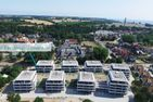 Südkap A-09 Penthouse Pelzerhaken - Vogelperspektive