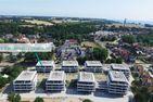 Südkap A-11 - Ferien-Penthousewohnung Pelzerhaken - Vogelperspektive