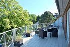 Baltic Penthouse Laboe - Balkon