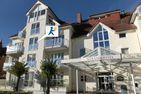 Strandhotel Laboe Strandhotel 21 Laboe - Fassade / Eingang