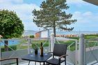Haus Panorama Panorama 4 Laboe - Balkon