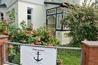 Villa Laboe Beach Laboe - Gartenblick