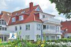 Villa Fördestrand Villa Fördestrand - Kapitänsbrücke Laboe - Hauptansicht