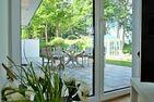Villa Bellevue I Heikendorf - Gartenblick