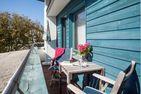 Appartement Svalbard Westerland - Gartenblick