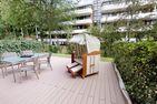 White Pearl Apartment 0.13 Timmendorfer Strand - Terrasse