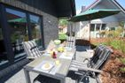 Feriendorf Südstrand Haus 55 Pelzerhaken - Terrasse