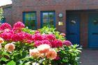 Friesenhuus im Süden Wangerooge - Fassade / Eingang