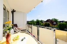 Strandstr.51 Wg.2 (inkl. Netflix) Deutschland - Balkon