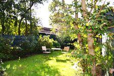 Sperlingslust Utersum - Garten