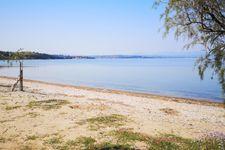 Strand von Chalkoutsi nach ca. 1km