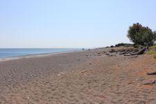 Strand nach 450m
