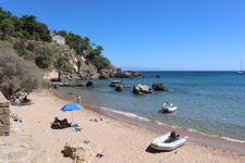 Saga Strand nach 3km