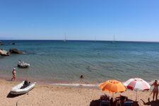 Strand von Koroni