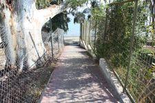 Zugang zum Strand nach 130m
