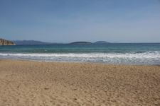 Strand nach 400m