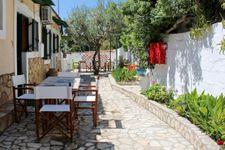 rearward terrace