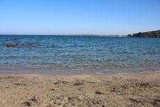 Strand nach 300 m