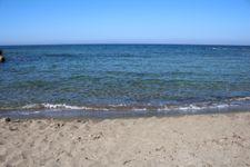 Strand Akrotiri bei Bouka nach ca. 1,4