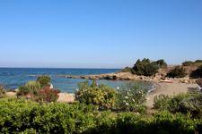 Strand Akrotiri bei Bouka nach ca. 1,4 km