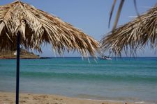 Beach of Georgioupoli, 18km away