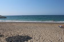 Beach of Platanias at Rethymnon near the holiday home