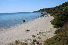 Strand nach ca. 4,5km