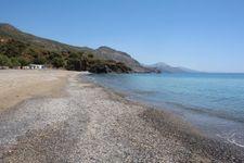 Strand nach ca. 4km