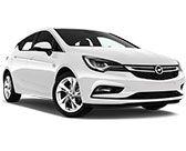 Mietwagen Gruppe Opel Astra