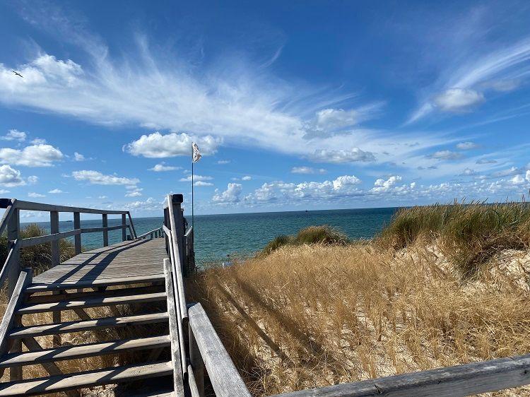 Bild Sommer Strand Meer