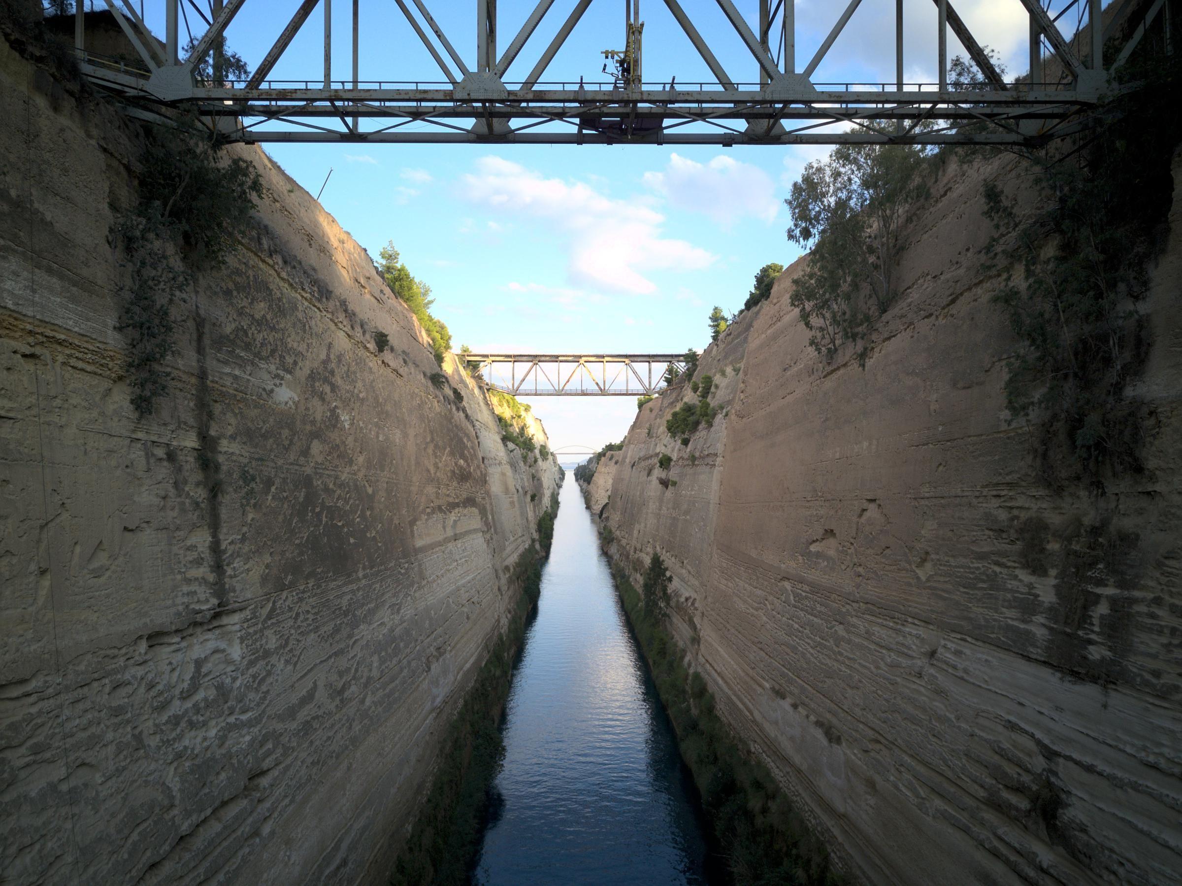 Isthmos (Kanal von Korinth)
